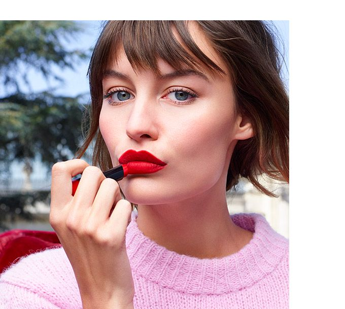 Velvet The Lipstick