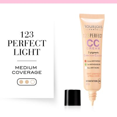 123 Perfect CC Cream 31 Ivory