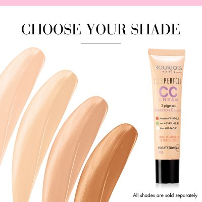 123 Perfect CC Cream 33 Rose Beige