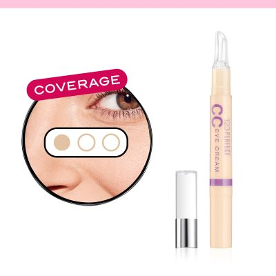 1,2,3 Perfect CC Eye Cream. 21 Ivory