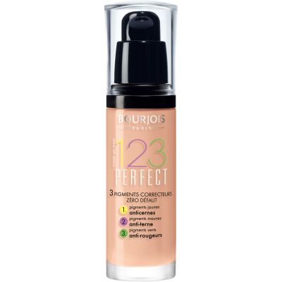 1,2,3 Perfect Foundation 56 Rose Beige