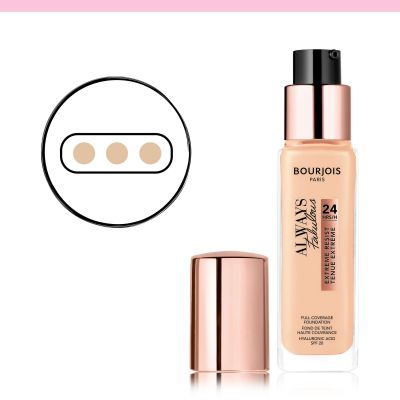 Always Fabulous Foundation. 100 Rose Ivory