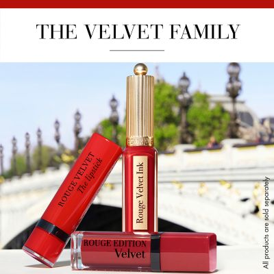 BJ ROSSETTO ROUGE VELVET INK 002