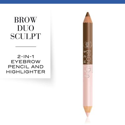 Brow Duo Sculpt Eyebrow Pencil 22 Chatain