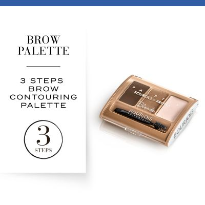 Brow Palette 01 Blonde