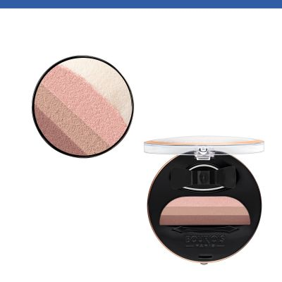Cień do powiek 1 Seconde Eyeshadow 05 Half nude