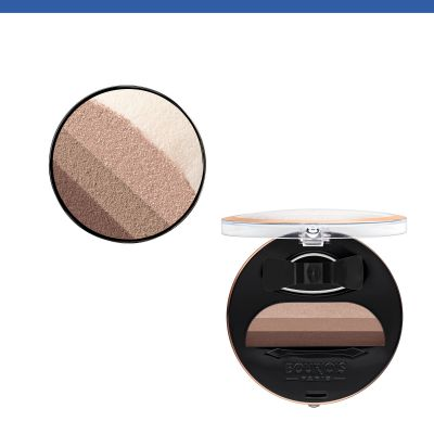 Cień do powiek 1 Seconde Eyeshadow 06 Abracada'brown