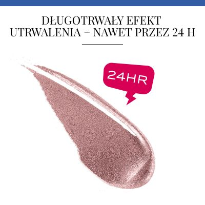 Cień do powiek w kremie Satin Edition 24 H Bourjois - 03 Mauve your body