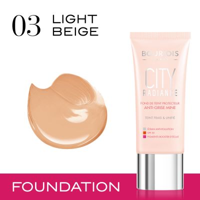 City Radiance. 03 Light Beige