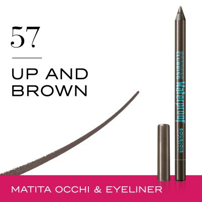 Contour Clubbing Waterproof. 57 Up and brown