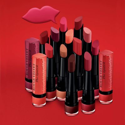 Rouge Velvet The Lipstick. 19 Place des Roses