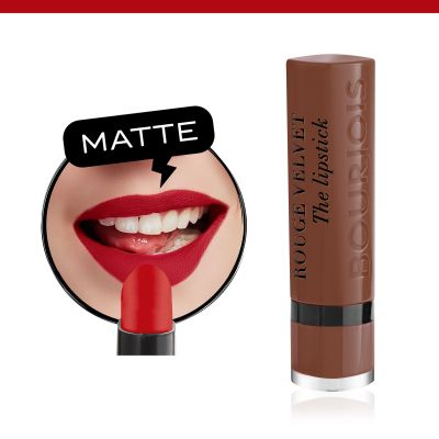Rouge Velvet The Lipstick. 23 Taupe of Paris