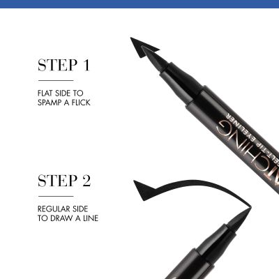 eye catching liner