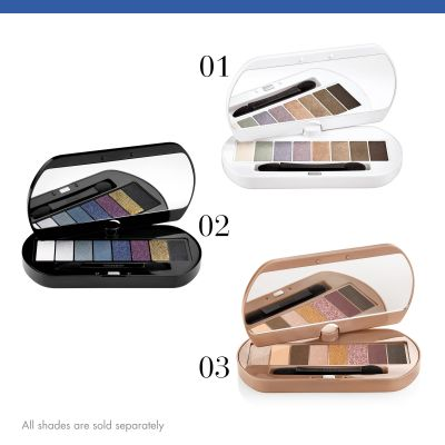 Eye Catching Nude Palette. 3 Eye Catching  Nude