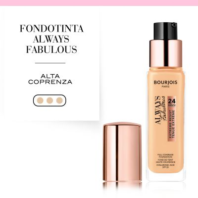 Fondotinta Always Fabulous Liq 110
