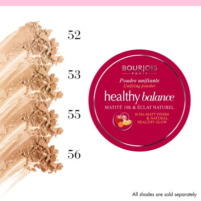 Healthy Balance. 55 Dark beige