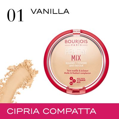 Healthy Mix. 01 Vanille/ Vanilla