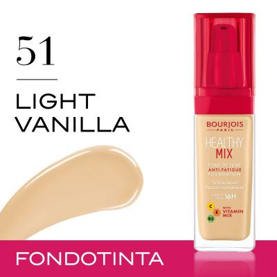 Healthy Mix. 51 Light vanilla