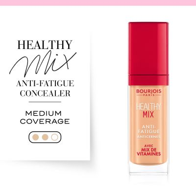 Healthy Mix Anti-Fatigue Concealer Concealer 54 Beige doré / Golden beige