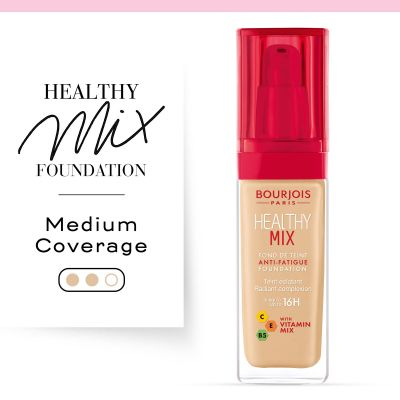 Healthy Mix Anti-Fatigue Foundation 52 Vanilla