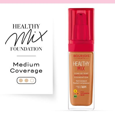 Healthy Mix foundation shade extension . Foundation. 60 Dark amber