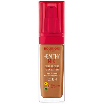 Healthy Mix foundation. Foundation. 61 Golden / Doré Cappucino
