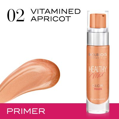 Healthy Mix Glow Primer. 2 Vitamined Apricot