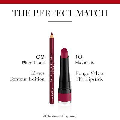 Lèvres Contour Edition. 09 Plum it up!