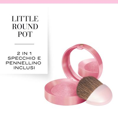 Little Round Pot. 34 Rose d'or