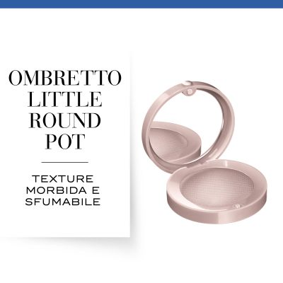 Little Round Pot. 4 Emauvante