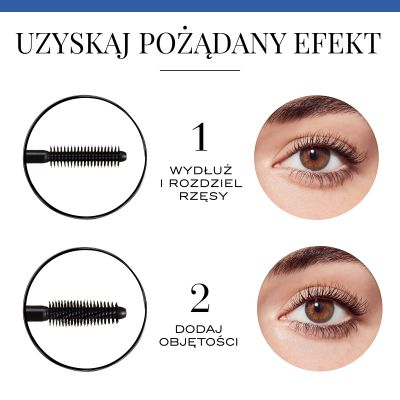 Tusz do rzęs Twist Up The Volume Bourjois - 21 Black