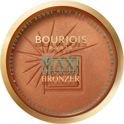 Max Delight Bronzer Bronzer 02 Taned/Dark Complexions