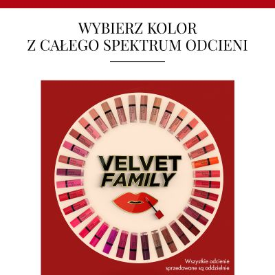 Pomadka w płynie Rouge Edition Velvet 29 Nude York