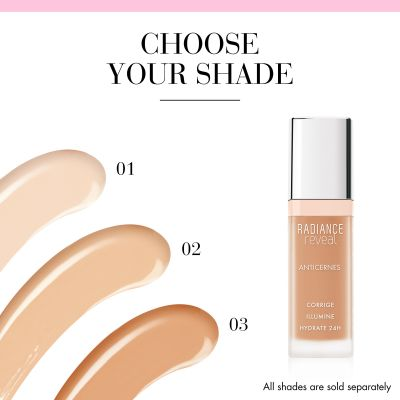Radiance Reveal Concealer 03 Dark Beige