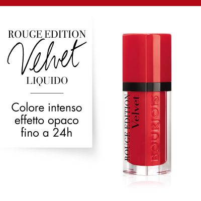 Rouge Edition Velvet. 03 Hot pepper