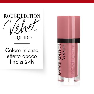 Rouge Edition Velvet. 09 Happy Nude Year