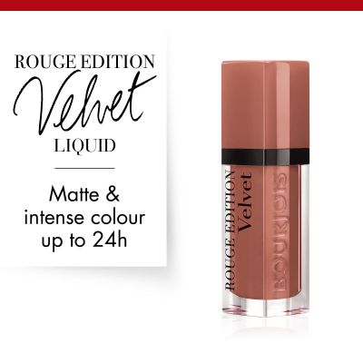 Rouge Edition Velvet  17 Cool Brown