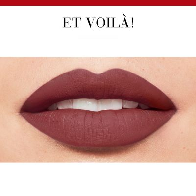 Rouge Edition Velvet Liquid lipstick 33 Brun'croyable