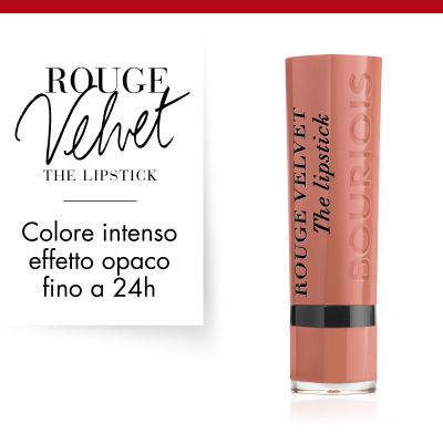 Rouge Velvet The Lipstick. 01 Hey Nude !