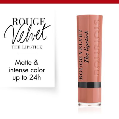 Rouge Velvet The Lipstick 01 Hey Nude !
