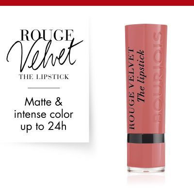 Rouge Velvet The Lipstick 02 Flamin G'rose