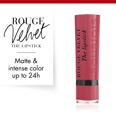 Rouge Velvet The Lipstick 03 Hyppink Chic