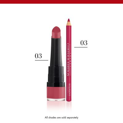 Rouge Velvet The Lipstick. 03 Hyppink chic