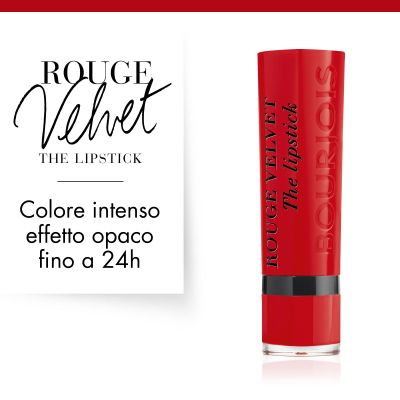 Rouge Velvet The Lipstick. 08 Rubi's cute