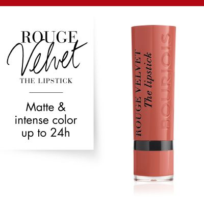 Rouge Velvet The Lipstick 15 Peach Tatin
