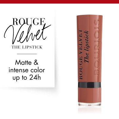 Rouge Velvet The Lipstick 16 Caramelody
