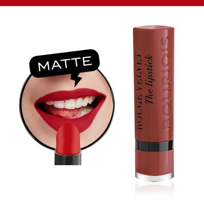 Rouge Velvet The Lipstick. 24 Pari'sienne