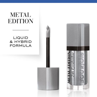 Metal Edition 24H Eyeshadow 08 Iron woman