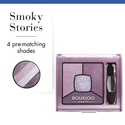 Smoky Stories. 07 In mauve again