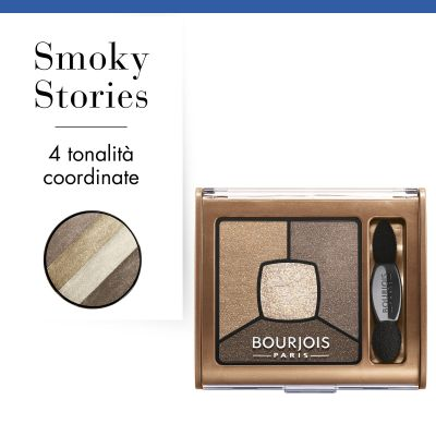 Smoky Stories. 6 Upside brown